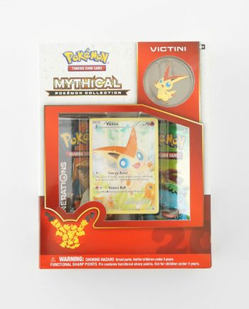 Pokémon Mythical Collection Box Victini