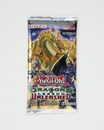 Yu-Go-Oh! Dragons Uneashed Boosterpakke