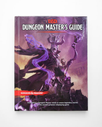 Dungeos and Dragons Dungeon Masters Guide