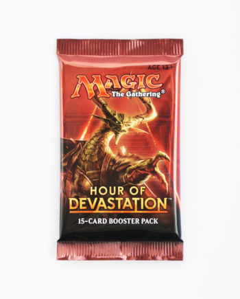 Magic: The Gathering Hour of Devastation Boosterpakke