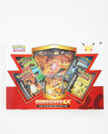 Pokemon Red & Blue Collection Charizard EX